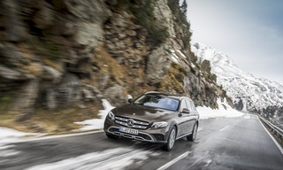 Mercedes E-Klasse All-Terrain - Der schlankere GLE