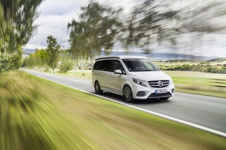 "Mercedes V-Klasse - Neues Einstiegsmodell ""Rise"""