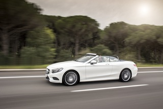 Mercedes S-Klasse Cabriolet - Dem Himmel so nah (Kurzfassung)