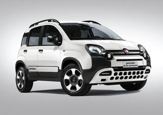 Fiat Panda City Cross - Crossover-Kleinstwagen ohne Allradantrieb