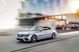 Markenausblick: Mercedes - Die S-Klasse will Weltklasse bleiben