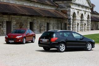 Peugeot strafft 407-Angebot