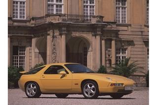 Tradition: 40 Jahre Porsche 928 (Kurzfassung) - Der Überflieger