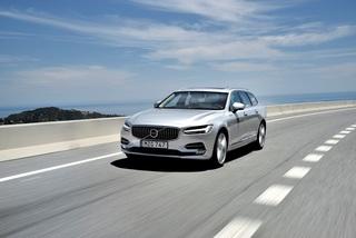 Volvo V90 - Oberklassen-Understatement (Kurzfassung)