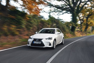 Fahrbericht: Lexus IS - Teuflisch erneuert