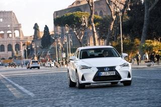 Lexus IS - Alternative zum Premium-Biedermeier (Kurzfassung)