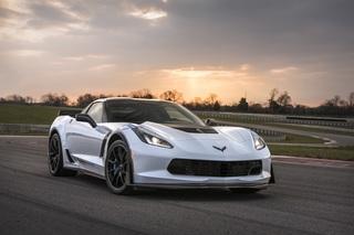 Corvette Carbon 65 Edition - Limitierte Leichtigkeit zum Geburtstag