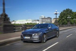 Hyundai baut Genesis-Familie aus - Mit Volldampf gegen BMW und Merc...
