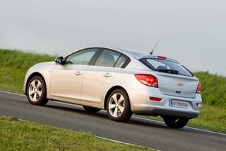 Chevrolet Cruze - Neuer Basisdiesel für den Ami-Astra