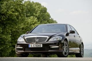 Mercedes S 63 AMG und CL 63 AMG: Auch oben wird gespart