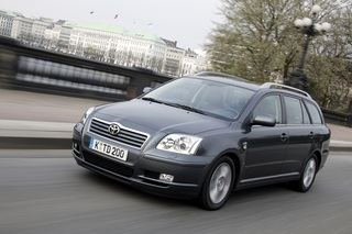 Gebrauchtwagen-Check: Toyota Avensis (T25)   - Blechgewordene Unauf...