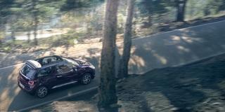 DS3 Cabrio Performance Line  - Schick mit schwarz