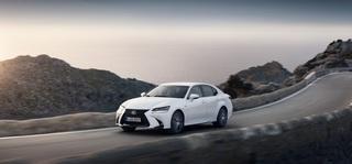 Lexus GS - Vierzylinderbenziner als neuer Einstiegsmotor
