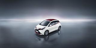 Toyota Aygo X-Pose - Sondermodell im Dreifarb-Look