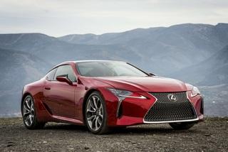 Lexus LC  - So viel kostet der Supersportler