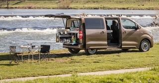 Toyota Proace Verso Camper - Einfacher Wohnmobil-Umbau