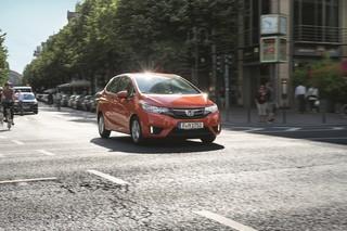 Test: Honda Jazz - Zaubersitze und fünf Sterne