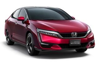 Honda Clarity Fuel Cell - Volle Wasserkraft voraus (Vorabbericht)