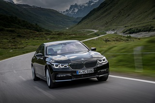 BMW 740e iPerformance - Elektro-Alternative zum Power-Diesel