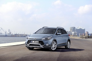 Fahrbericht: Hyundai i20 Active - Ein bisschen SUV darf sein