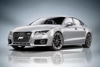 Abt tunt Audi A7 - Mehr Druck für den Top-Diesel