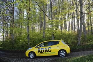 ADAC-Dauertest Nissan Leaf - Reichweite schrumpft mit den Jahren