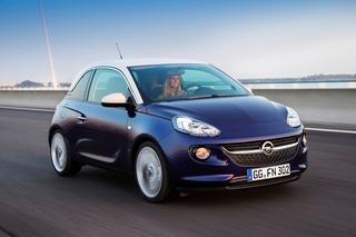 Opel Adam  - Turbo-Dreizylinder feiert Genf-Premiere