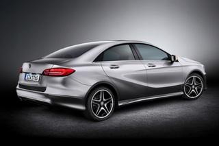 Mercedes A-Klasse Stufenheck - Eine Stufe weiter