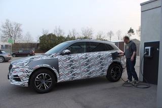 Borgward BX-EV - Für Deutschland elektrisch