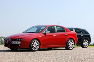 Alfa Romeo 159 - Preissturz beim Benziner