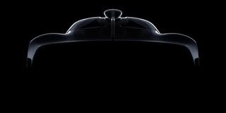 Mercedes-AMG Project One - Hyper, hyper