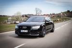 Abt Audi S8 Plus - Schwarze Gefahr