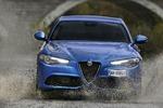 Alfa Romeo Giulia Veloce 2.0 Turbo - Vorbote