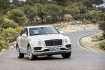 Bentley Bentayga Diesel - Tabubruch