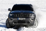 Jeep Grand Cherokee Trailhawk - Footballspieler
