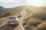 Prototypenerprobung Mercedes E-Klasse Cabrio - Sonneninsel mit Stern