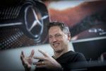 Mercedes-Design - Der Zukunft voraus