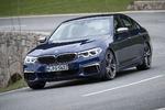 BMW M550i xDrive - Lückenschließer
