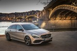 Mercedes CLA 250 Shooting Brake 4matic - Styling für Anfänger