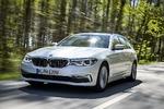 BMW 520d Touring - Leisetreter