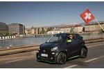 Smart Fortwo Cabrio Electric Drive - Der dritte Stromer im Bunde