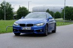 BMW 440i Gran Coupé 2017 Facelift Test