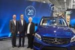 Daimler-Werk Tuscaloosa baut Elektromodelle - Big in America