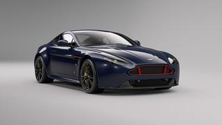 Aston Martin Vantage S Red Bull Racing Edition - Für Formel-1-Fans