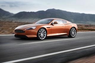 Aston Martin Virage - Purer Luxussportler