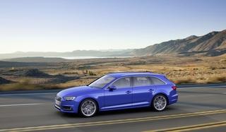 Fahrbericht: Audi A4 Avant G-Tron - Windenergie im Tank
