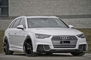 B&B pumpt den neuen Audi A4 Avant mächtig auf - Nordschleifentaugli...