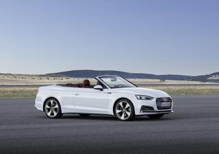 Audi A5 Cabriolet - Locker und leicht in den Frühling (Vorabbericht)