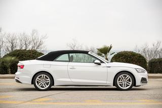 Audi A5/S5 Cabriolet - Erfolgreiche Frühjahrsdiät (Kurzfassung)
