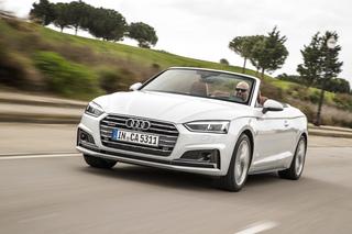 Fahrbericht: Audi A5/S5 Cabriolet - Zwischen Säuseln und Brüllen